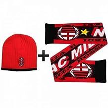 AC Milan Winter Warmers Hat & Scarf Set