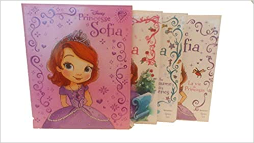 Amazon.fr - Sofia, 3 Histoires fourreau - DISNEY - Livres