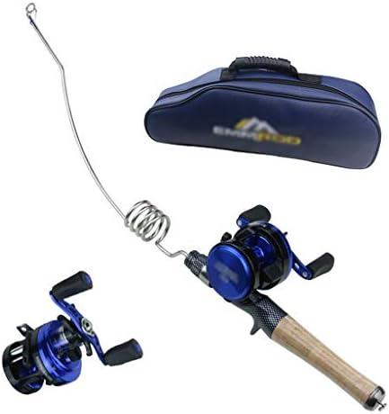釣り道具 ストレッチスーツ 釣り コルクハンドル 海釣り 7+1 フィッシングリール ポータブルバッグ 釣り用具セット