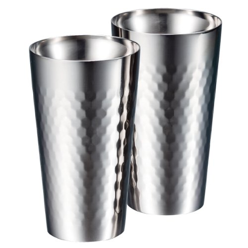 Titanium double cup 2PC set TW2 by Asahi