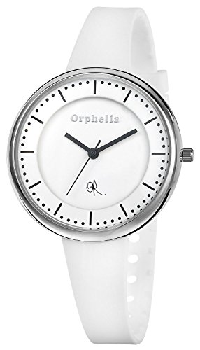 Orphelia OR53171011 - Women's Watch, Silicon, White Color