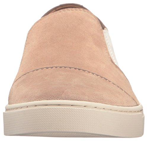 Frye Vrouwen Gemma Cap Slip Mode Sneaker Wit / Multi