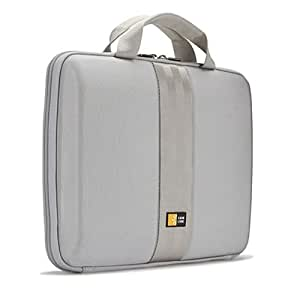 Case Logic QNS-111 11.6-Inch EVA Molded Chromebook/Netbook Sleeve (Grey)
