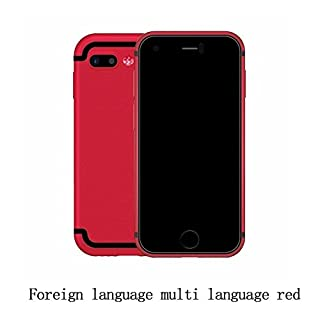 Unlocked Soyes 7S Dual Sim Small Mini Android Smart Touch Screen Mobile Phone (Red)