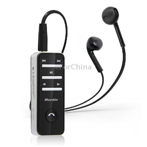 cb31e5244ca Eforchina Bluedio i4 Wireless Stereo Bluetooth Headset A2Dp(Black):  Amazon.in: Electronics