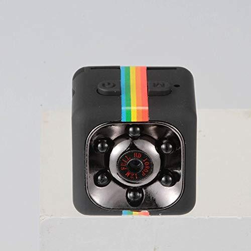 CamKpell SQ11 Voiture DVR cam/éra HD cam/éscope CMOS 1080 P Vision Nocturne enregistreur vid/éo cam/éra de Sport /étanche ext/érieure Noir