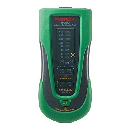 Electronic Voltage Tester : Mastech ms electronic voltage continuity tester