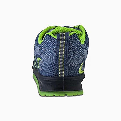Cofra 78800-001.W45 Fluent S1 P Chaussures de sécurité SRC Taille 45 Bleu