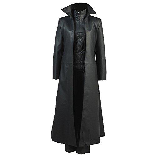 Underworld 4 Awakening Selene Costume Coat Corset Jacket Set