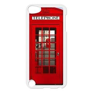 Custom Phone Box Phone Case, Custom Hard Back Cover Case for iPod Touch 5 Phone Box