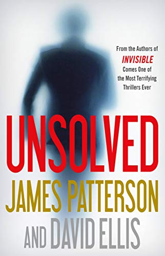 David New Book - Unsolved (Invisible Book 2)