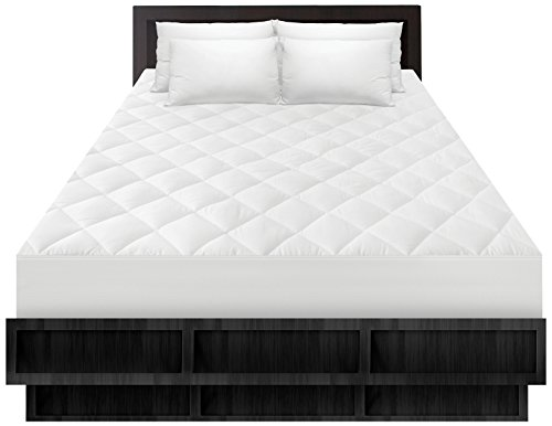quilted matress cover queen - 8