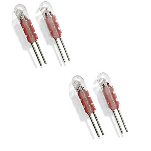 2 X Maglite Mini Bulb Aa/Aaa