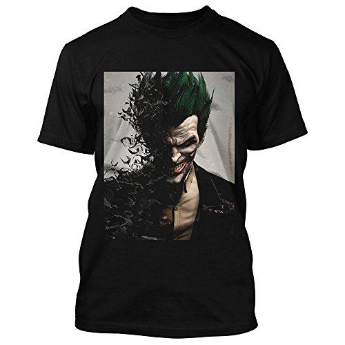 Batman Herren T-Shirt - Arkham Origins Joker