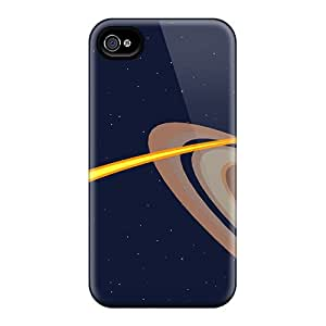 Fashionable Design Space Travel Rugged Cases Covers For Iphone 6plus New