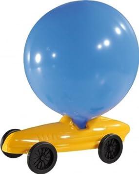 Dieters-Holzspielzeug - Coche globo, talla pequeña: Amazon.es: Juguetes y juegos