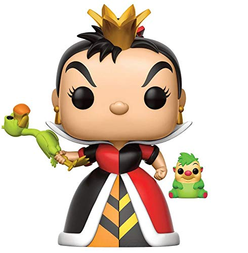 POP! Funko Disney Alice in Wonderland Queen of Hearts #234]()