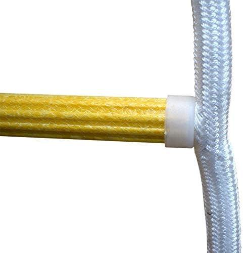 Escalera de Cuerda para Barco de Cuatro peldaños - Escalera náutica para embarcaciones -Todoneumaticas: Amazon.es: Deportes y aire libre