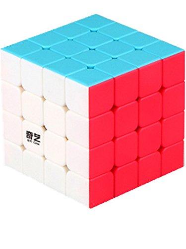 Qi Yi 4S Brave Heart 4 x 4 x 4 Revenge ; 4 x 4 x 4 Speed Cube Stickerless Magic Cube 4 x 4 x 4 Puzzles Toys