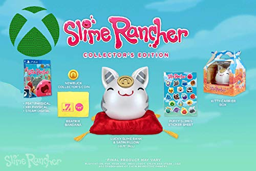 Slime Rancher Collector's Edition (Xbox One Version)
