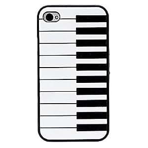 ZXM-Diseño Caso Abierto Electrónico cara de órganos para el iPhone 4/4S
