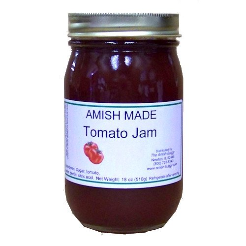 Amish Tomato Jam - Two 18 Oz ()