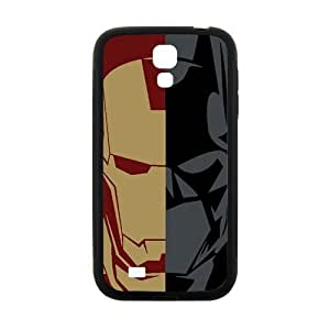 Batman and Iron Man Cell Phone Case for Samsung Galaxy S4