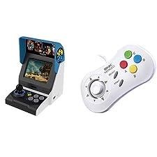 NEOGEO Console + Gamepad(White)
