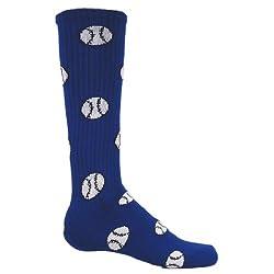 Red Lion Baseball Softball Socks ( Royal Blue - Small )