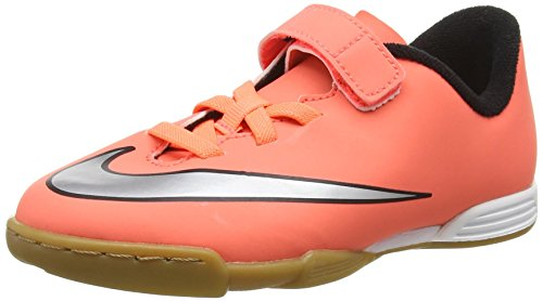 Bright Hyper IC Football Orange de Silver Metallic Nike Turquoise Mercurial Enfant Mixte V Mango Vortex Chaussures II Iqx0Pw4Z