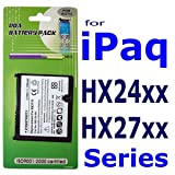 Battery for HP iPaq hx2495 - Super Extended Life