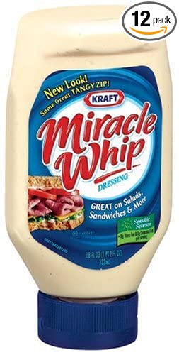 making miracle whip. Black Bedroom Furniture Sets. Home Design Ideas