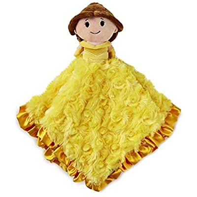 itty bittys Beauty and the Beast Belle Baby Lovey: Toys & Games