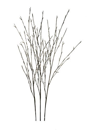Floral Lights Lighted Willow Branch (set of 3 Branches) with 144 bulbs, 48 inches by Floral Lights