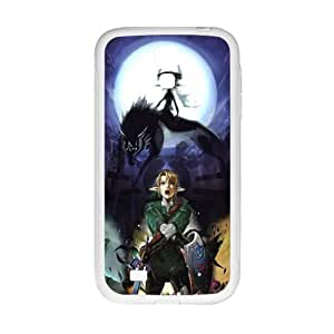 Magical wolf and man Cell Phone Case for Samsung Galaxy S4