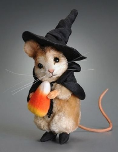 R John Wright Halloween Mouse Trick or Treat for sale  Delivered anywhere in USA