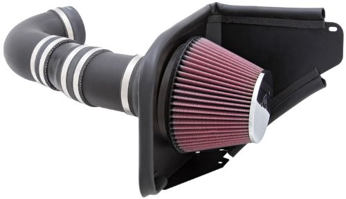 - K&N 63-3071 AirCharger Performance Air Intake System