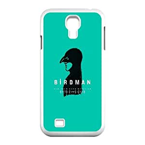 Samsung Galaxy S4 9500 Cell Phone Case White_Birdman Poster Green Film Wblrn