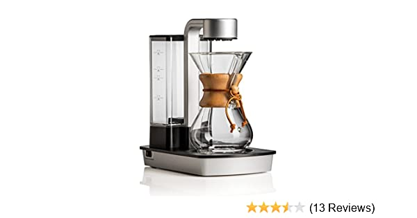 Chemex Ottomatic Coffeemaker Set With 6 Glass Cup , Glass Cover and Cleaner