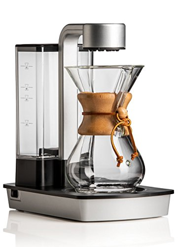 Chemex Ottomatic Coffeemaker Set With 6 Glass Cup , Glass Cover and Cleaner ()
