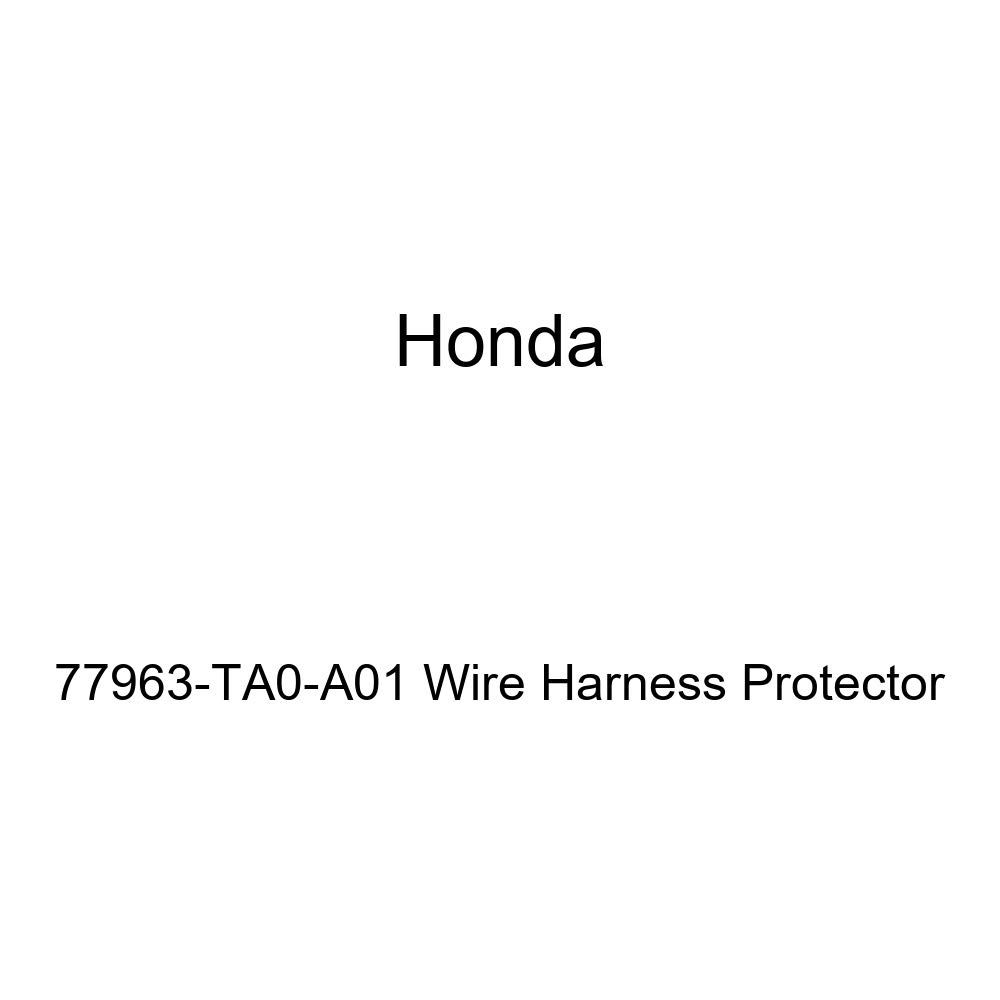 Genuine Honda 77963-TA0-A01 Wire Harness Protector