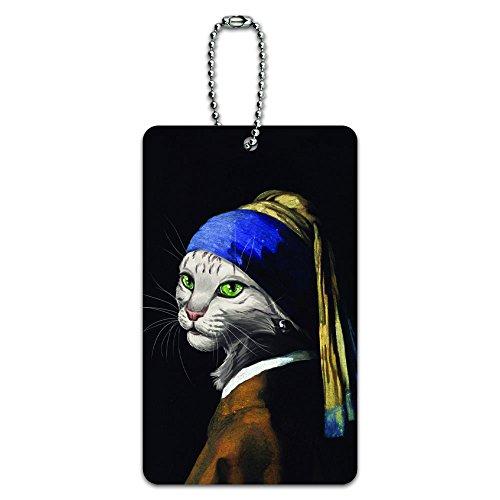 Cat Pearl Earring Johannes Carry