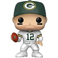 Funko POP NFL: Aaron Rodgers (Green Bay Color Rush) figura de colección