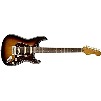Squier by Fender Classic Vibe Stratocaster 60s Beginner Electric guitar - 3 Color Sunburst
