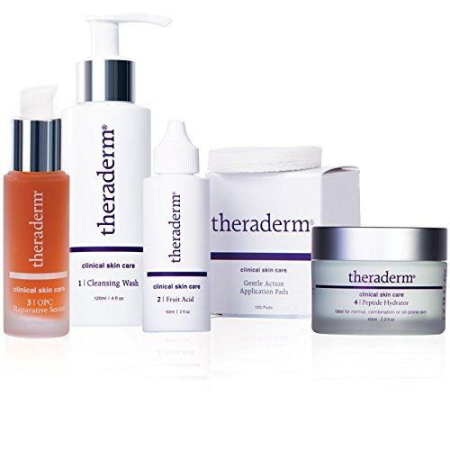 Theraderm Skin Renewal System with Peptide Hydrator by Theraderm