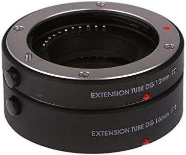 Gazechimp Metall Autofokus Makro Zwischenring Für Microfourthirds Micro 4/3 MFT Kamera