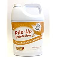 Best PileUp Concentrated Extraction Cleaner Gallons