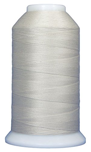 Superior Threads So Fine! #50/3-Ply Quilting Thread 3280 yds Cone; 504 Silver Screen 116-02-504 - 2 Ply Quilting Thread