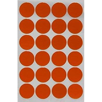 amazon com color stickers dots coding labels dot sticker orange