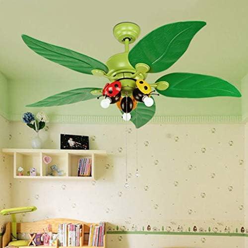 Luz de ventilador de techo de dibujos animados, Luz de la ...